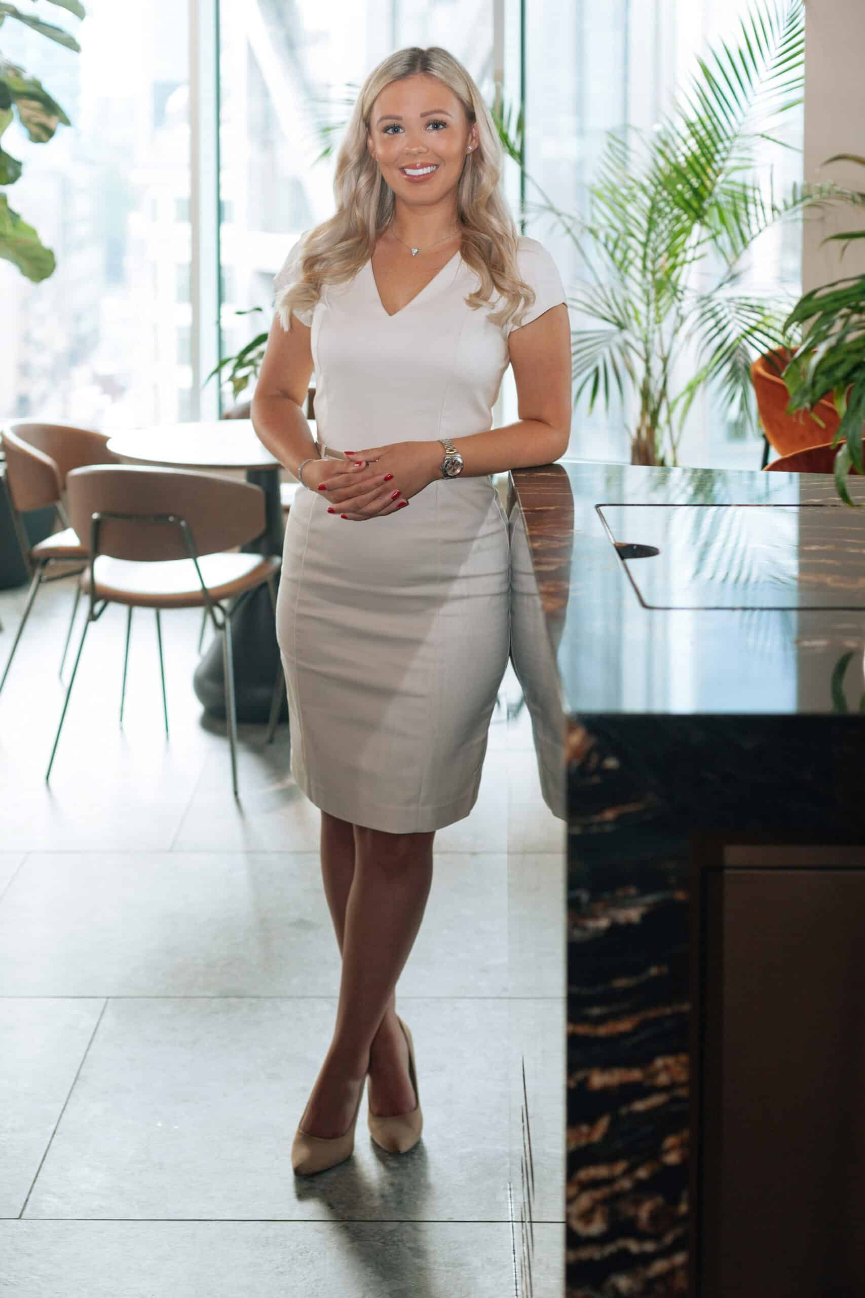 Photo of Jodie Mitchell
